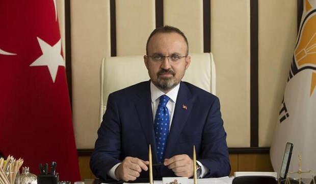 AK Parti Grup Başkanvekili Turan'dan 1915 Çanakkale Köprüsü açıklaması