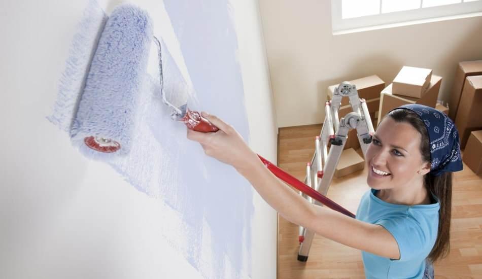 Boya yaparken kaç litre boya kullanılır? Evde badana yapmanın püf noktaları