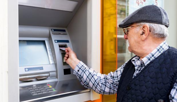 Emekli maaşları bugün yatırılmaya başlıyor