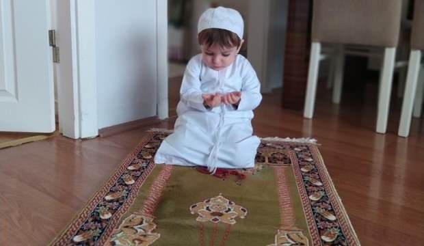 Haydi çocuklar namaza Ramazan özel yarışmasına