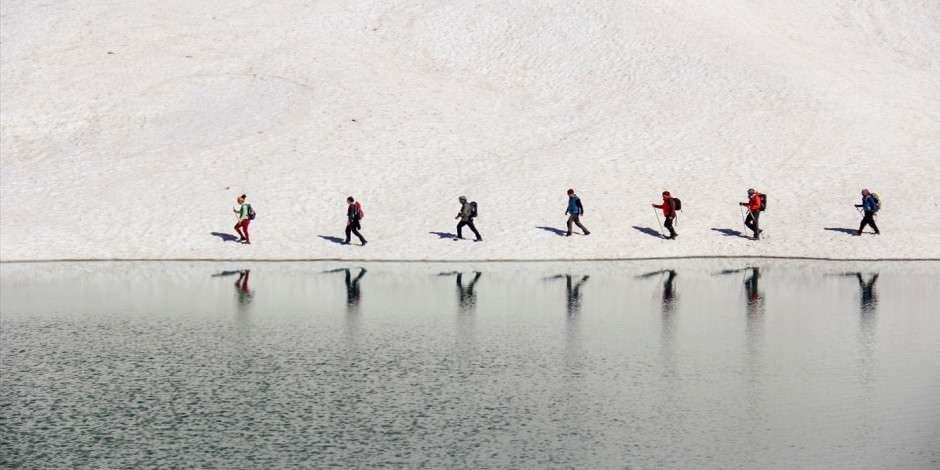 Mercan Vadisi'nin doğa harikası buzul gölleri