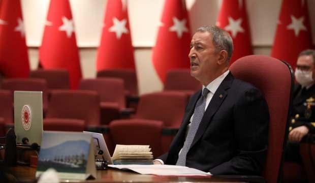Milli Savunma Bakanı Akar'dan Dünya Çiftçiler Günü mesajı