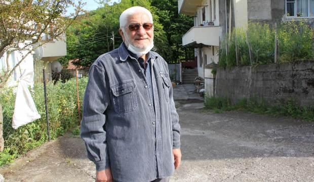Muhtar, 5 aylık maaşını Milli Dayanışma Kampanyasına bağışladı