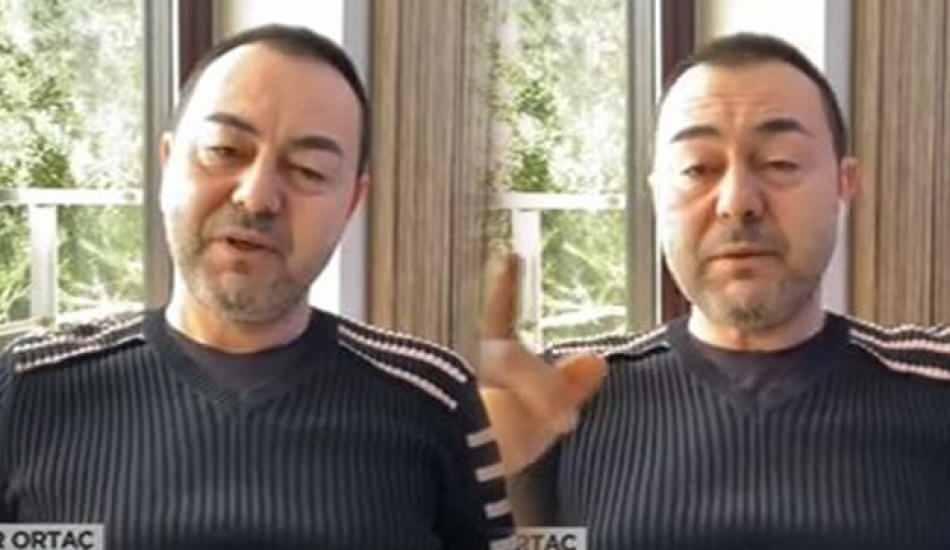 Sanatçı Serdar Ortaç Ülke TV'de Emel Aktan'ın programına bağlandı!
