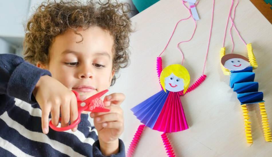 Okul öncesi sanat etkinlikleri! Okul öncesinde uygulayabileceğiniz 3 sanat etkinliği