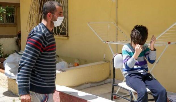 Otizmli Kuzey'in alınamayan raporu ailesini mağdur etti