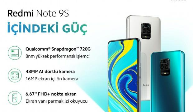 Redmi Note 9S, Redmi Note 9 Pro ve Mi Note 10 Lite Türkiye fiyatları belli oldu