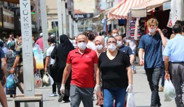 Sakarya'da maskesiz sokağa çıkmanın cezası en az 800 TL