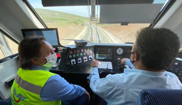 Samsun-Kalın demiryolu hattı yenilendi! Kuzey-güney koridoruna yeni ivme kazandıracak