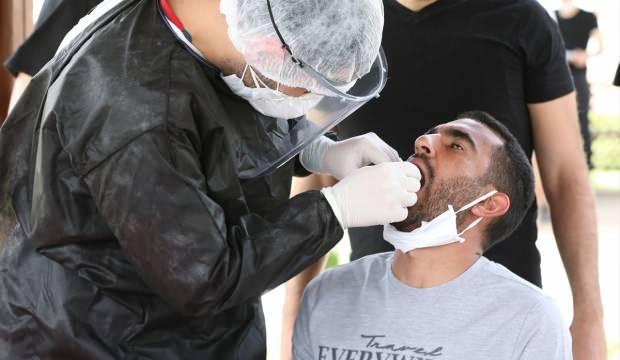 Sivasspor'da koronavirüs testi yapıldı