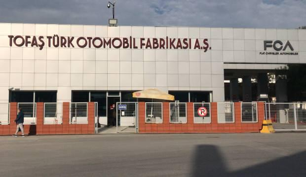 Tofaş'ta üretim başladı