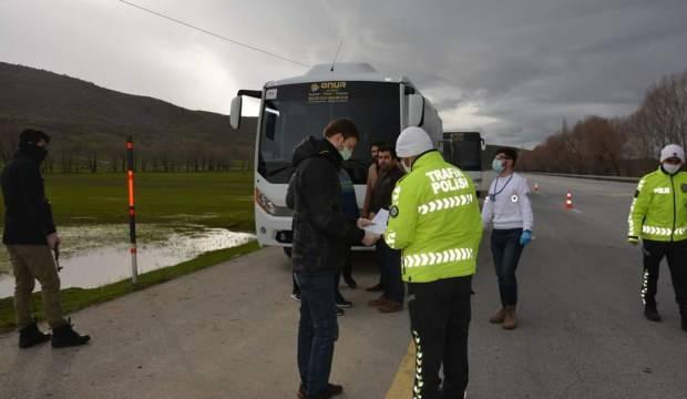 Türkiye'deki koronavirüs cezasının yarısı Gaziantep'te uygulandı