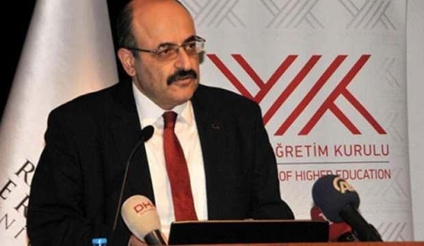 YÖK Başkanı Saraç, vakıf üniversiteleri rektörleriyle toplantı yaptı