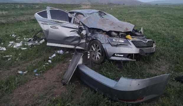 AK Parti'li isim trafik kazasında yaşamını yitirdi