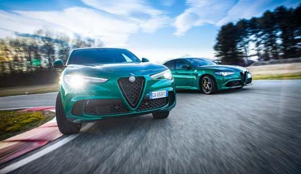 Alfa Romeo 2020 Giulia ve Stelvio'yu tanıttı