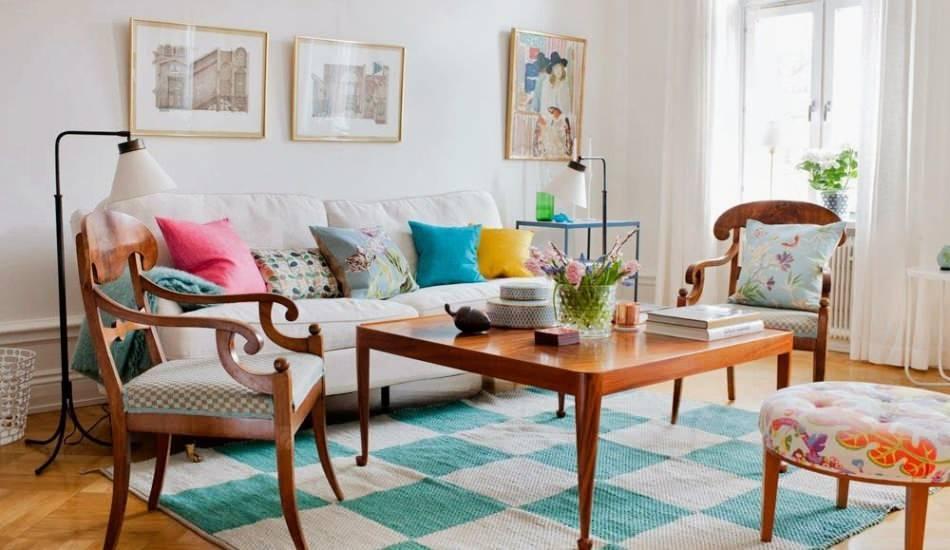 Yazlık evler için dekorasyon önerileri