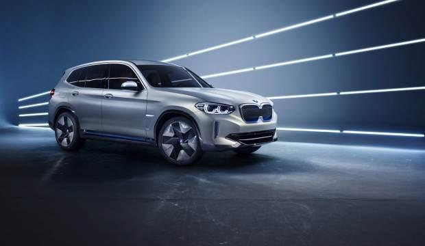 BMW elektrikli SUV modelinin üretimine başlayacak