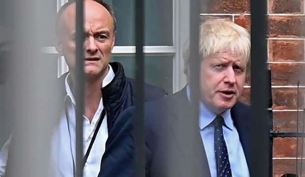 Boris Johnson'un danışmanına karantina tepkisi