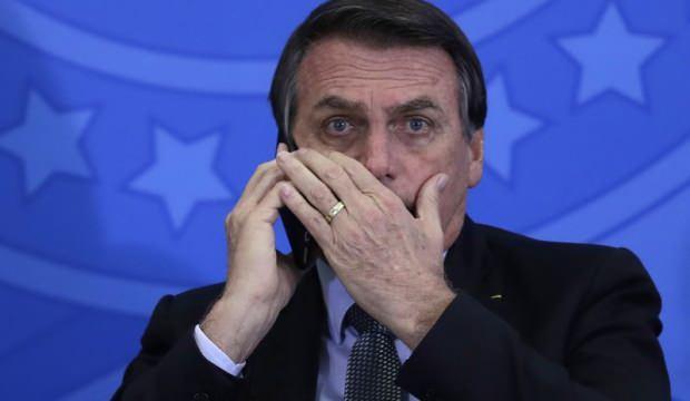 Brezilya Başkanı Bolsonaro'nun cep telefonlarına el konulacak