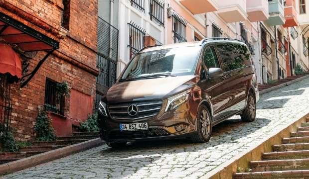 Mercedes-Benz Hafif Ticari Araçlar'dan bayrama özel film