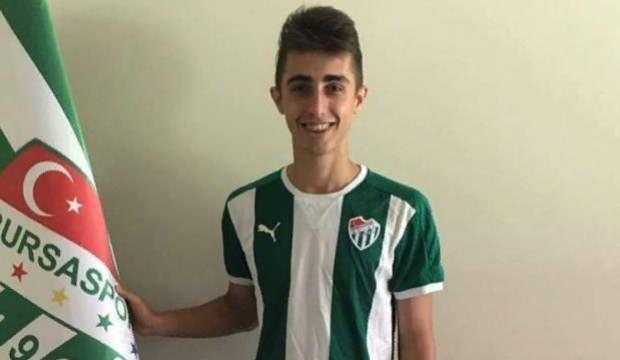 Bursaspor'dan gönderilen Yiğit Şengil Beşiktaş ile idmana çıkacak