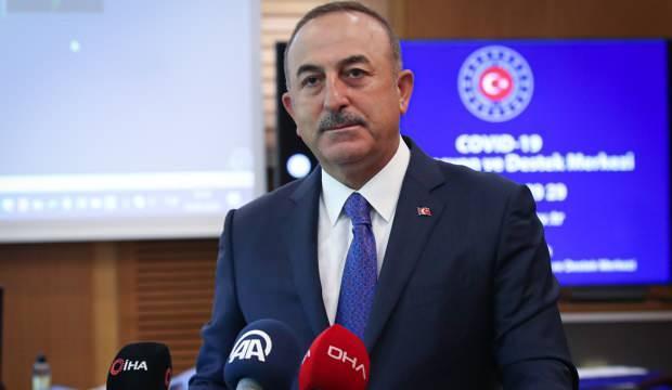 Çavuşoğlu: Herkes Türkiye'ye gelmek istiyor