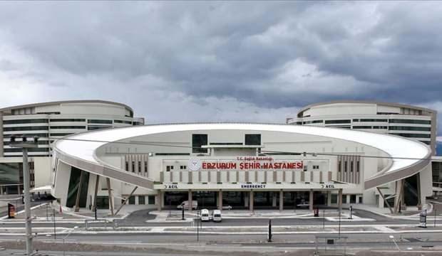 Doğunun şifa merkezi Erzurum Şehir Hastanesi hizmete açıldı
