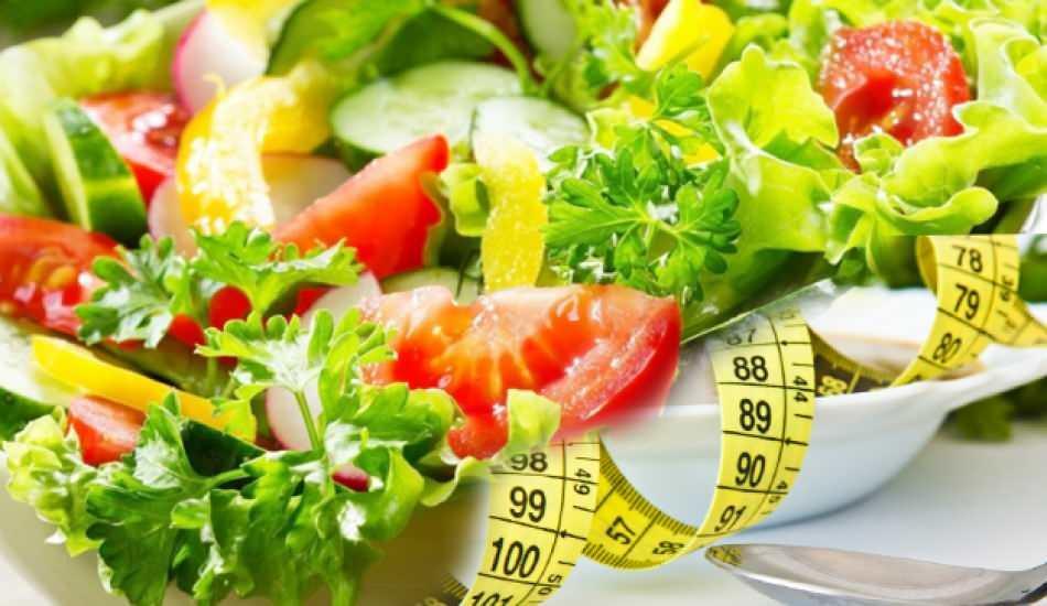 Doyurucu ve tok tutan salata tarifleri! Kolay diyet salatalar