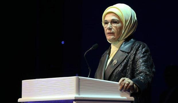Emine Erdoğan'dan dünya liderlerinin eşlerine koronavirüs mektubu