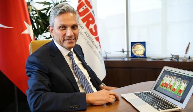 Turizm sektörü haziran ayından umutlu! TÜRSAB Başkanı'ndan açıklama!