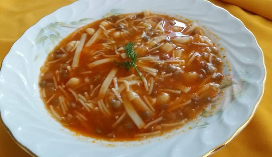 En kolay Hanımağa çorbası tarifi! Hanımağa çorbasının içinde ne var?
