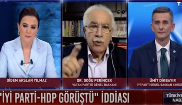 HDP ve İYİ Parti işbirliği belgelerle ispatlandı
