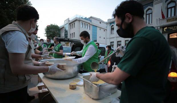 İHH, Ramazan'da evsizleri unutmadı