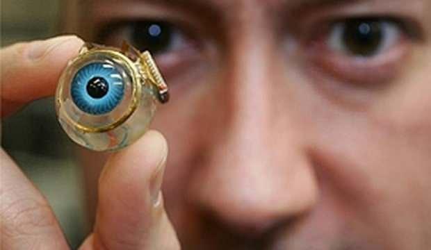 İnsanlar ve robotlar için geliştirilen biyonik göz ilk testleri geçti!