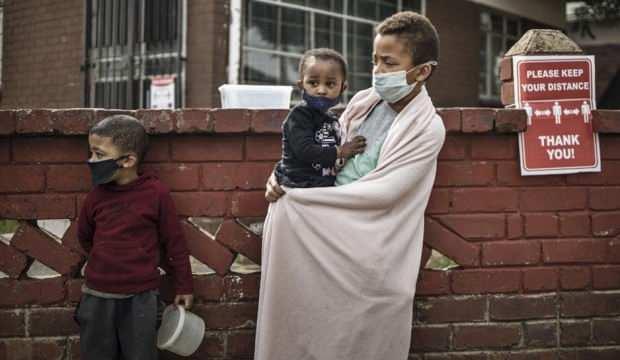 Koronavirüsün dünyadaki en küçük kurbanı hayatını kaybetti