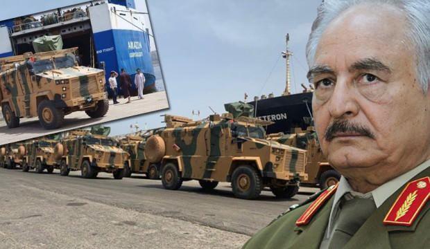 Libya gerçeklerini CHP'nin yüzüne vurdu