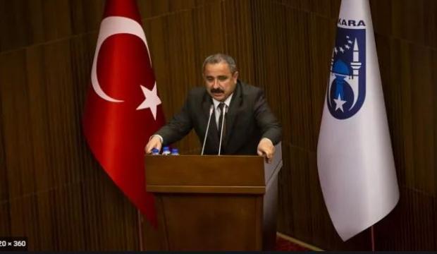 """Meclis Üyesi Sinan Burhan'dan """"İşçi çıkarabiliriz"""" diyen Yavaş'a tepki"""