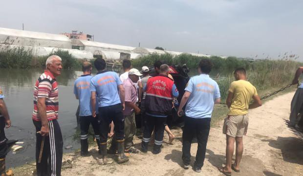 Mersin'de feci kaza: 3 kişi hayatını kaybetti