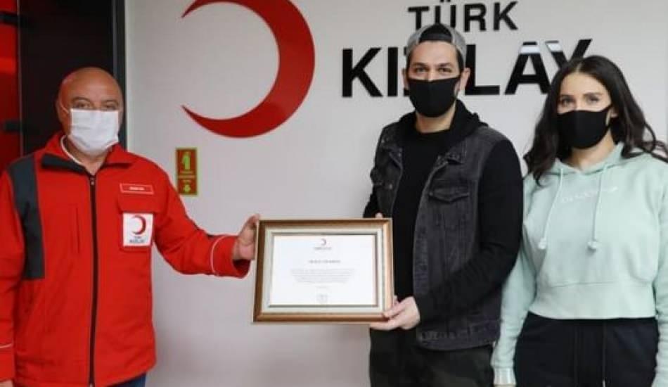 Murat Yıldırım'dan Kızılay'a kan bağışı! Murat Yıldırım kimdir?