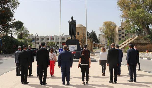 19 Mayıs Atatürk'ü Anma Gençlik ve Spor Bayramı KKTC'de kutlandı