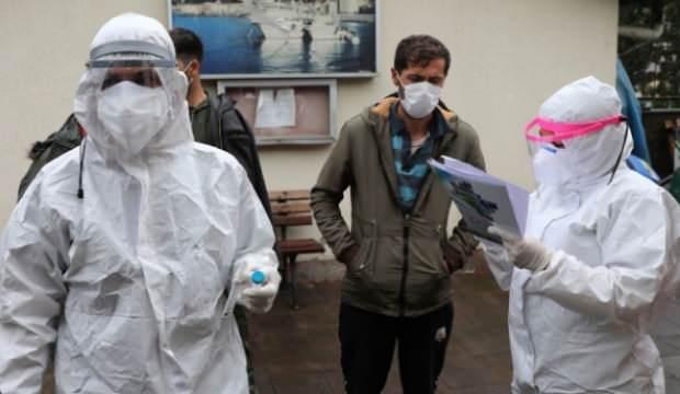 Rize'ye giden çay üreticilerine koronavirüs testi