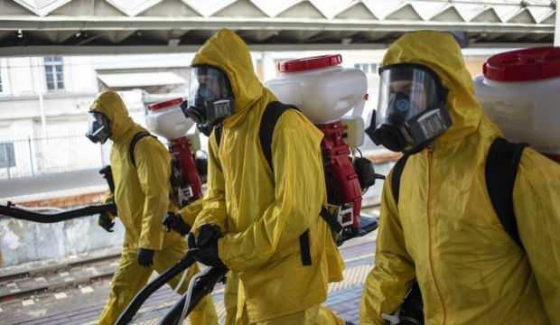 Rusya'da koronavirüs vaka sayısı 432 bini geçti