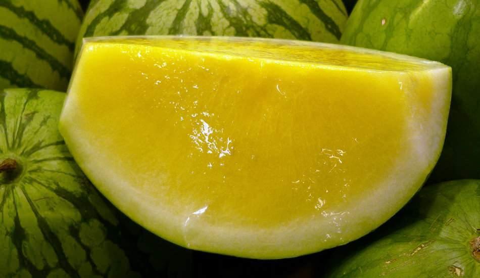 Sarı karpuzun faydaları nelerdir? Tam bir şifa deposu olan sarı karpuz hakkında merak edilenler