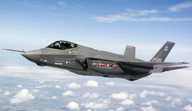 Son dakika F-35 kararı! ABD'li savunma devi Lockheed Martin açıkladı