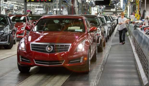 Tesla, Fiat Chrysler, Ford, ve General Motors ABD'de üretime geçti!