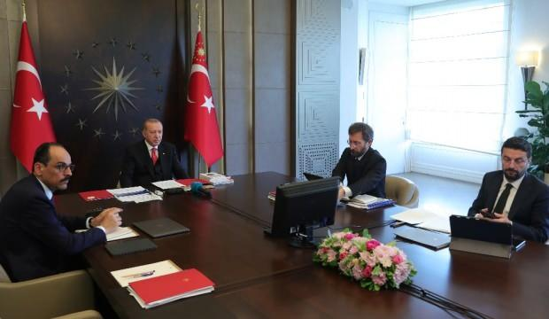 Toplantıda Erdoğan'ın duruşu okulların tatil olmasında böyle etkili oldu