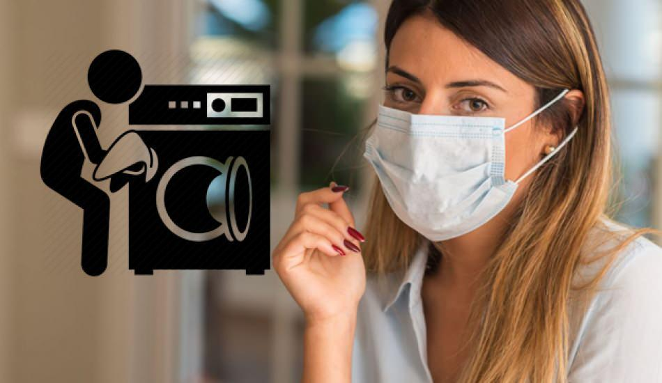 Yüz maskesi evde nasıl yıkanır? Medikal maskeyi temizleme rehberi