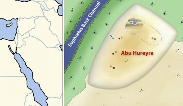 Atmosferdeki patlama Suriye'de bir köyü yok etti