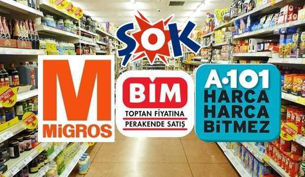 BİM A101 ŞOK MİGROS CARREFOUR bugün kaçta kapanacak? Marketler yarın kapalı mı?