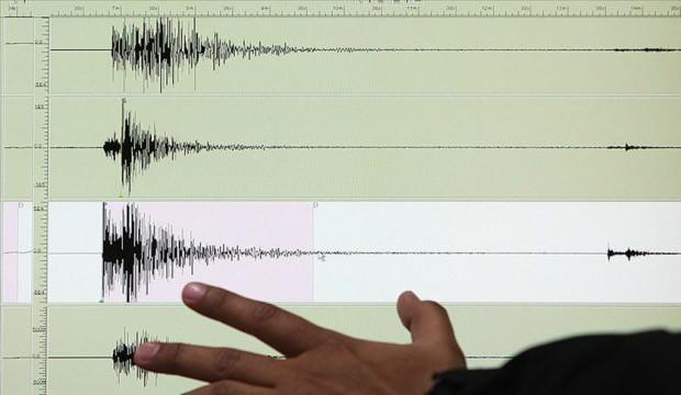 Başkent Tahran'da deprem